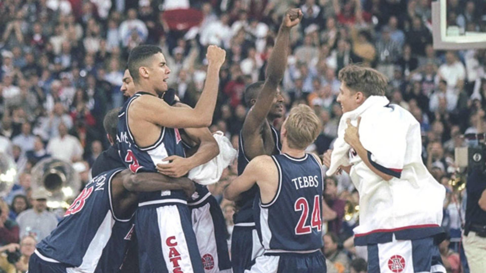 Arizona vs. Kentucky, 1997: Siete cosas que no sabías sobre su épico juego de título de la NCAA 5