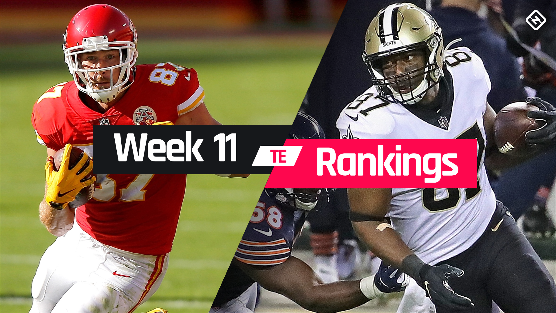 Fantasy Football Rankings Week 11 Tight End Sporting News
