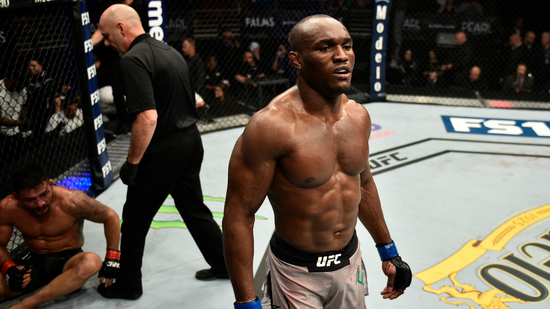 UFC 251 on Fight Island date, start time, card, schedule & odds for Kamaru Usman vs. Jorge Masvidal 1