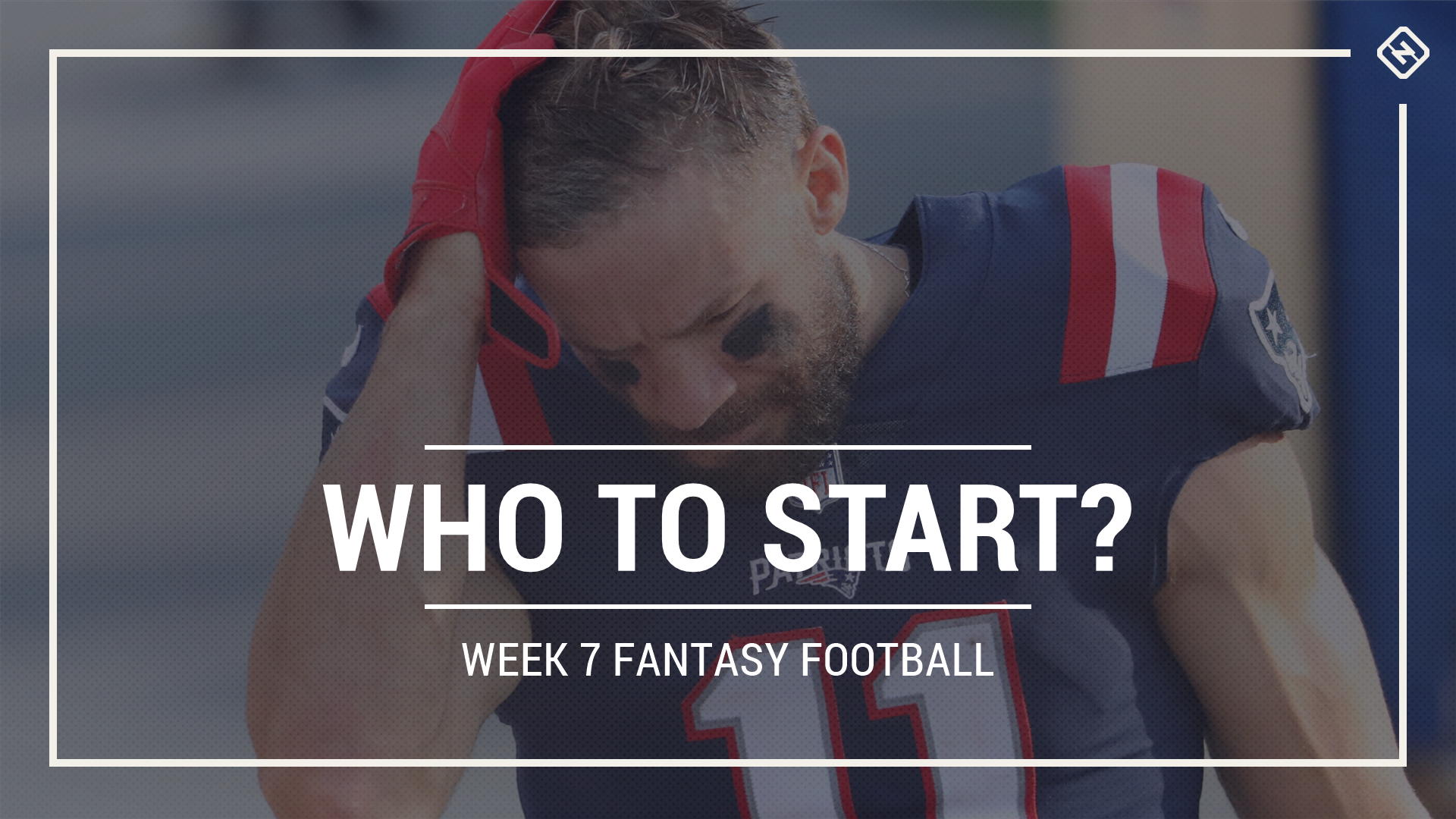 Who to start in fantasy football: Week 7 rankings, start-sit advice for PPR, Standard, Superflex scoring