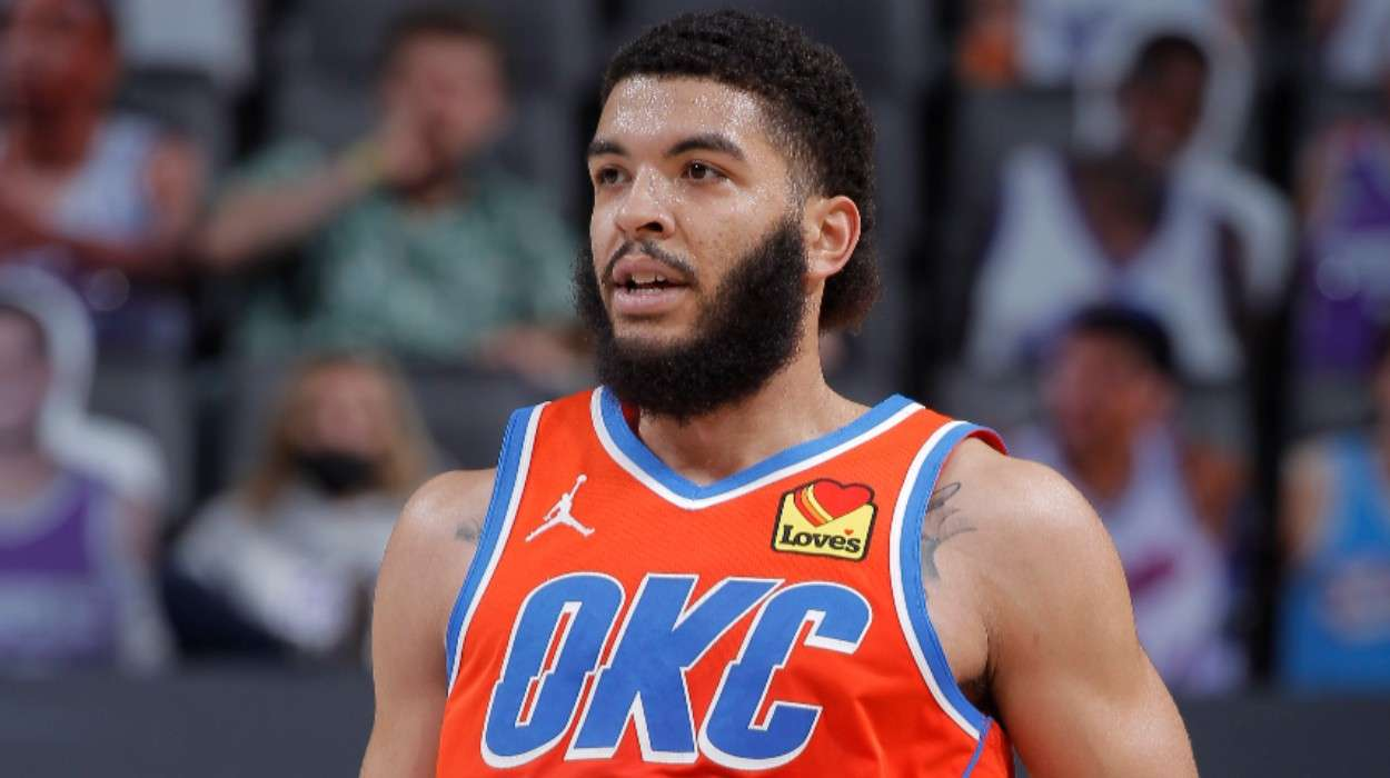 Kenrich Williams Oklahoma City Thunder