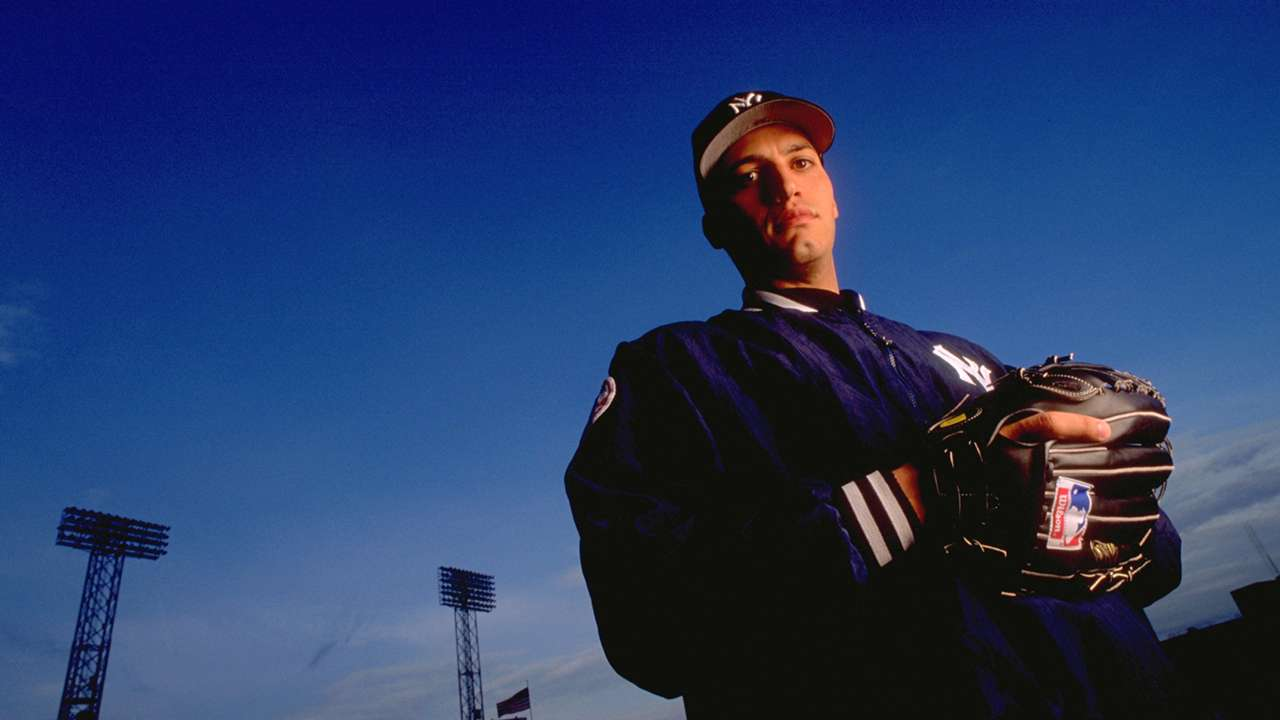 Andy Pettitte through the years in photos
