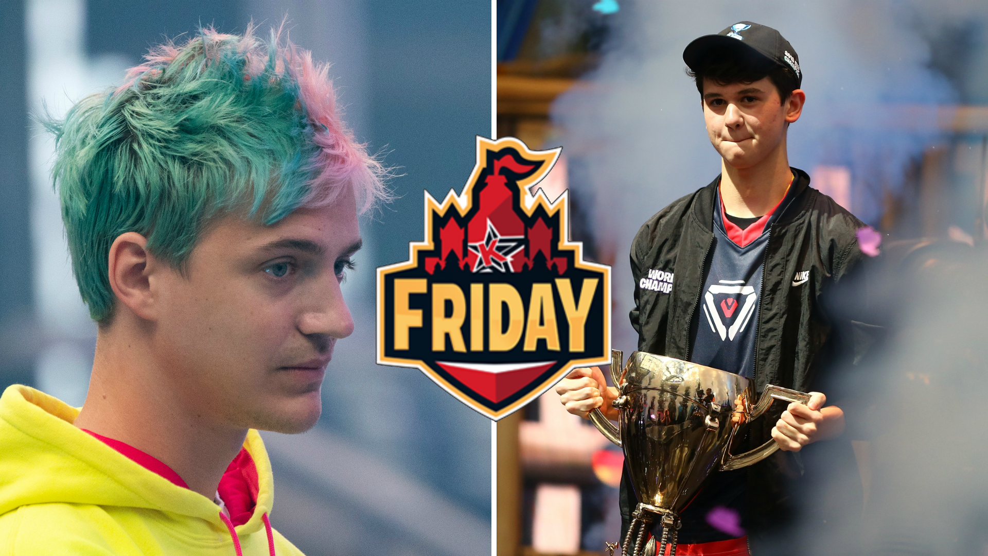 Friday Fortnite Barcket Friday Fortnite Bracket Live Results As Ninja And Bugha Team Up For Week 7 Sporting News