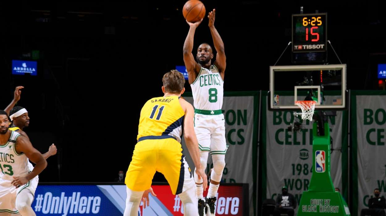 Kemba Walker Boston Celtics