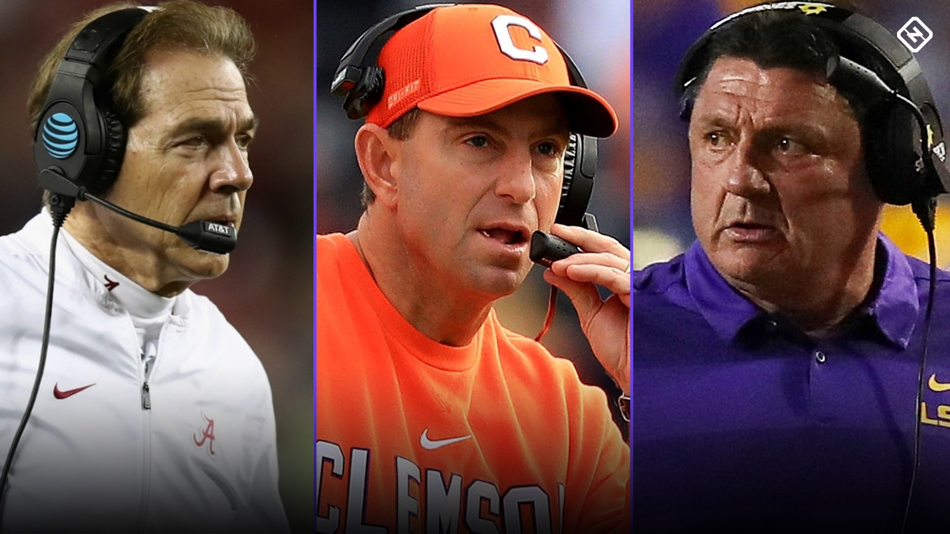 Ranking College Football Coaches 1 130 For 2020 Season Sporting News