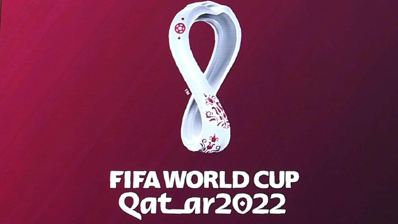 FIFA 2022 World Cup logo - Qatar