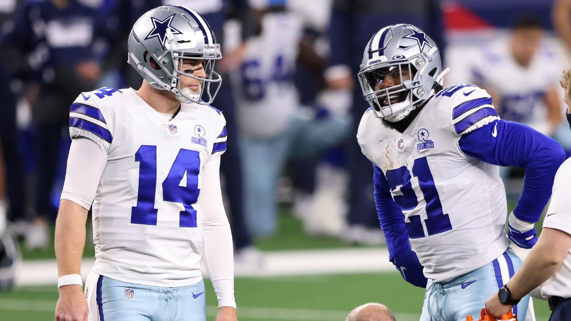 Dak Prescott's value to Cowboys will keep rising with every epic fail by Andy Dalton, Ezekiel Elliott
