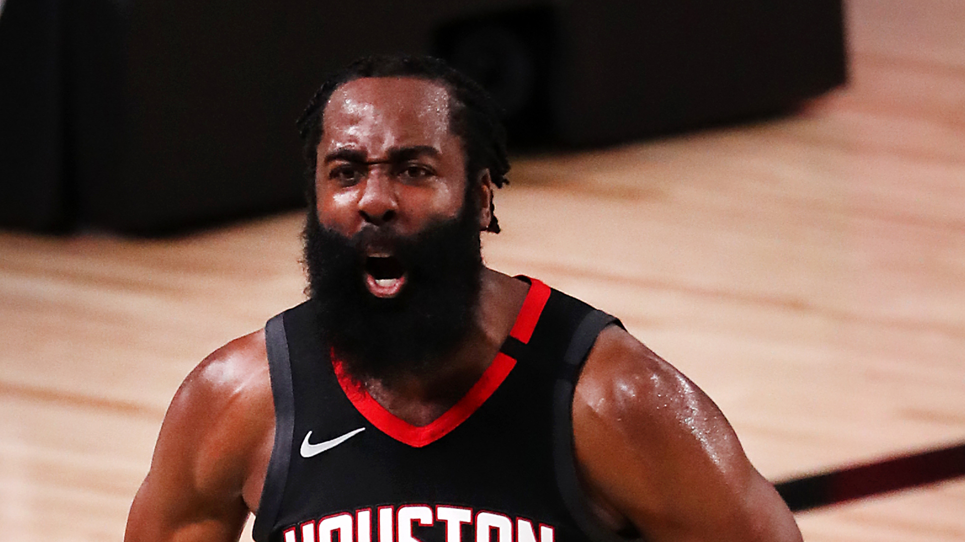 James Harden trade rumors: Rockets star reportedly contemplating reunion with Kevin Durant in Brooklyn