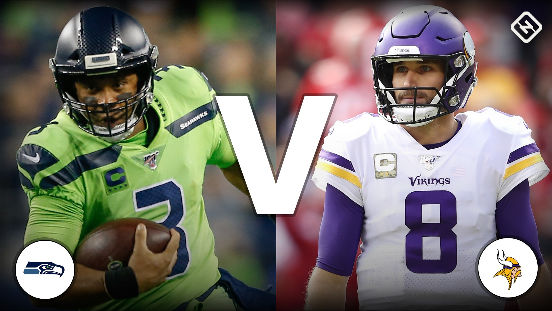 seahawks vikings betting line