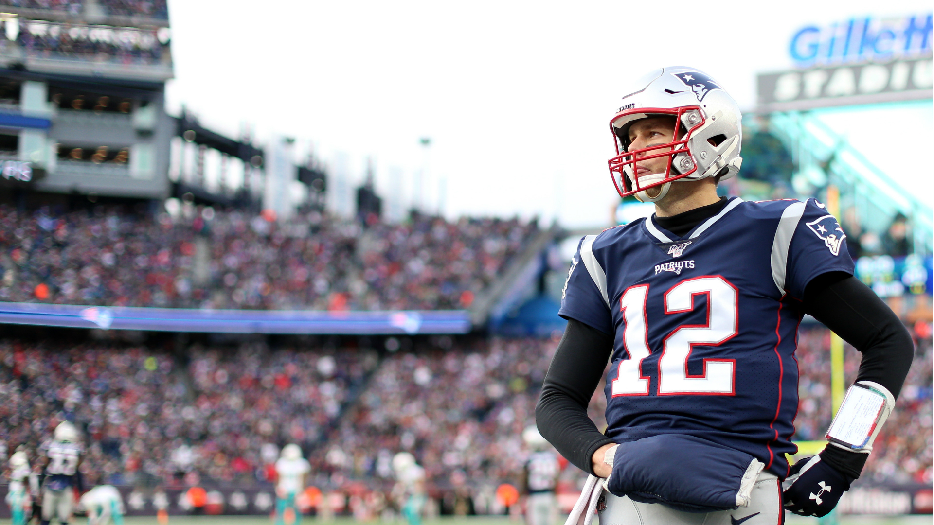 Did Tom Brady offer a hint about his NFL future in Instagram post?