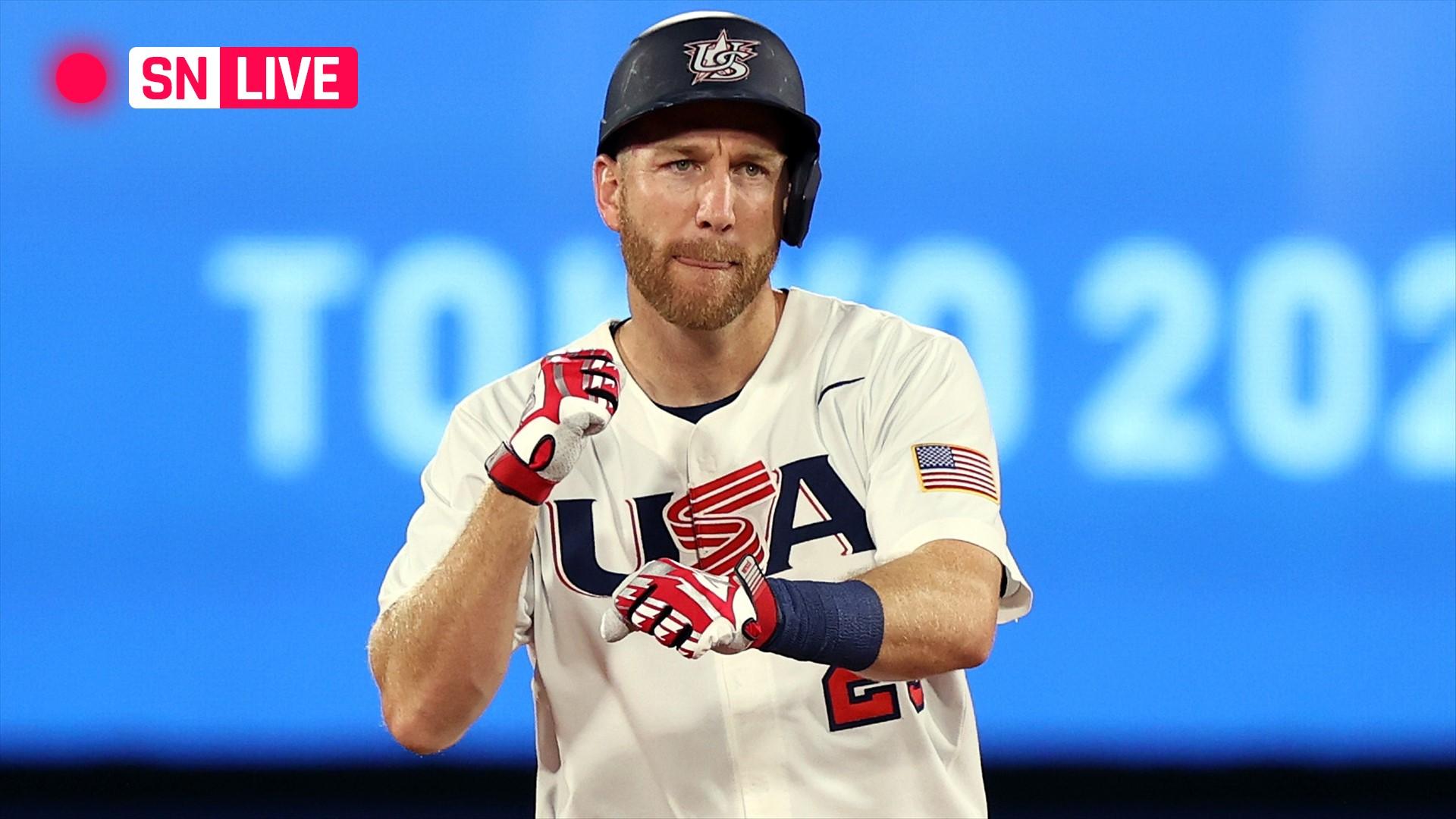 USA Baseball vs. Japan Live Score, Updates, 2021 Olympic Gold Medal Game Highlights