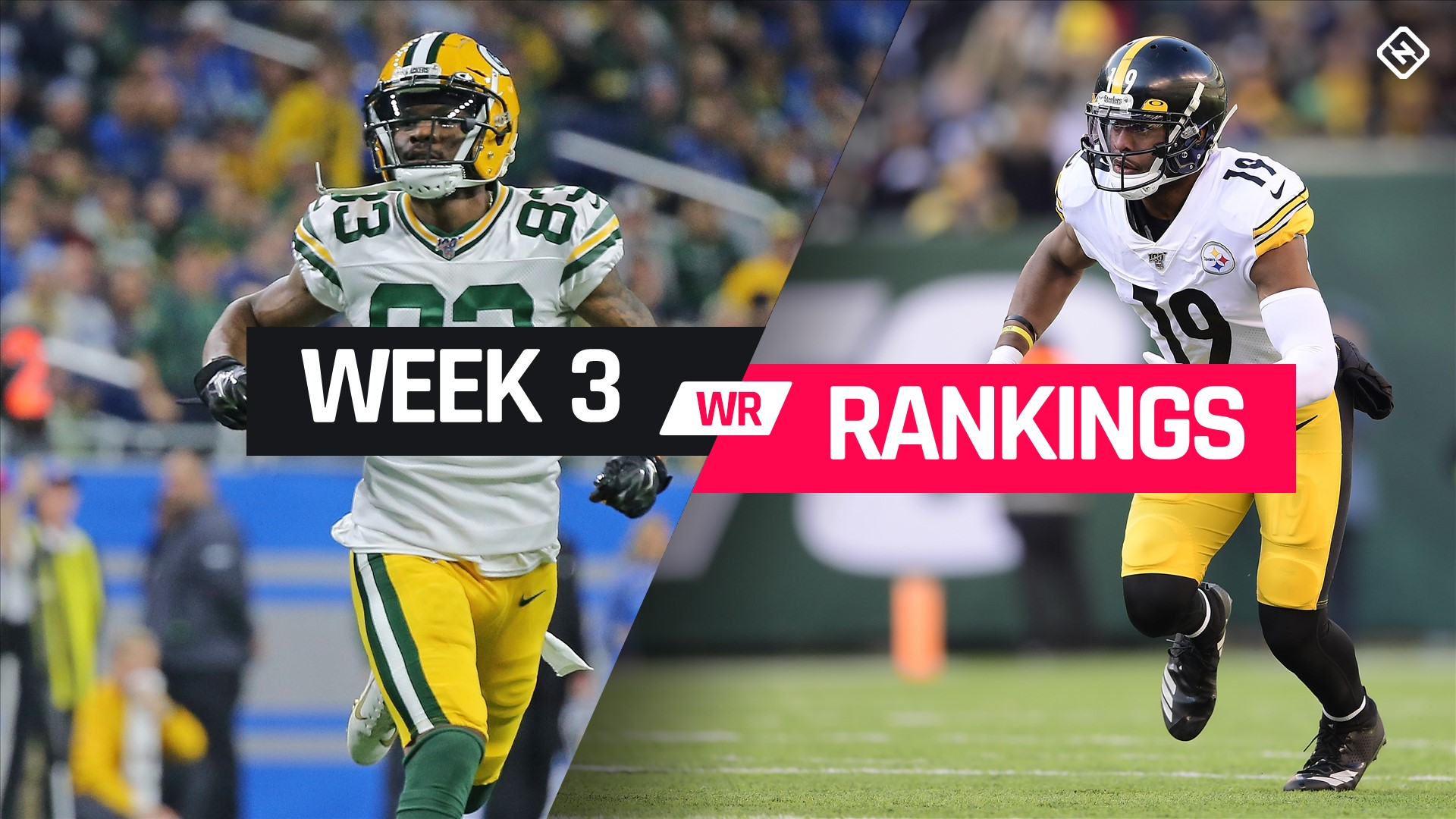 Week 3 Fantasy WR Rankings: Must-starts, sleepers, potential busts at wide receiver