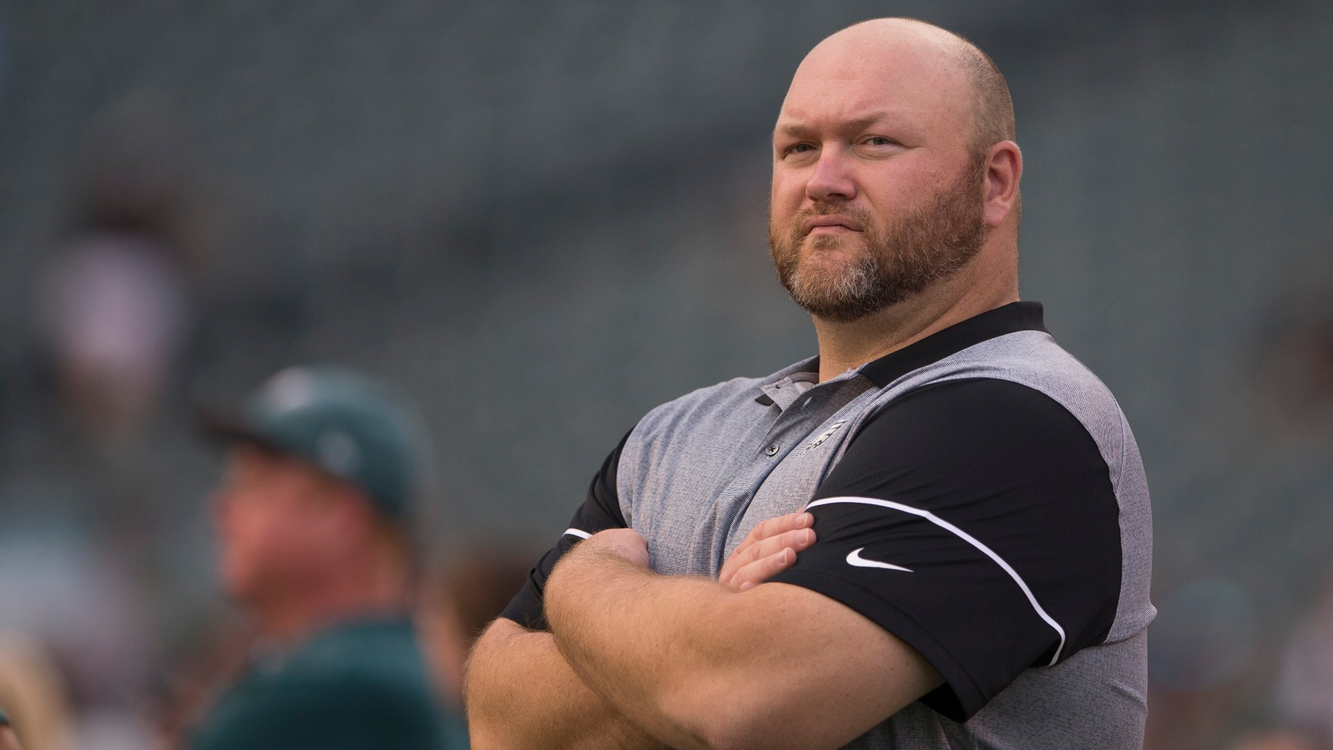 Joe Douglas Jets GM talks about Sam Darnold's deal: 'I couldn't give two s' if I see it wrong