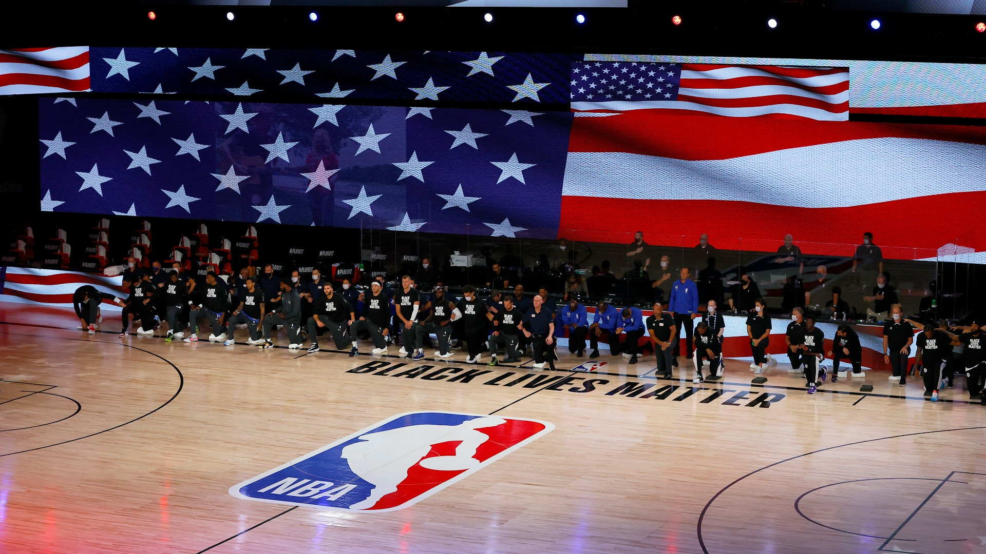 Mavericks have stopped playing national anthem before home games at Mark Cuban's request