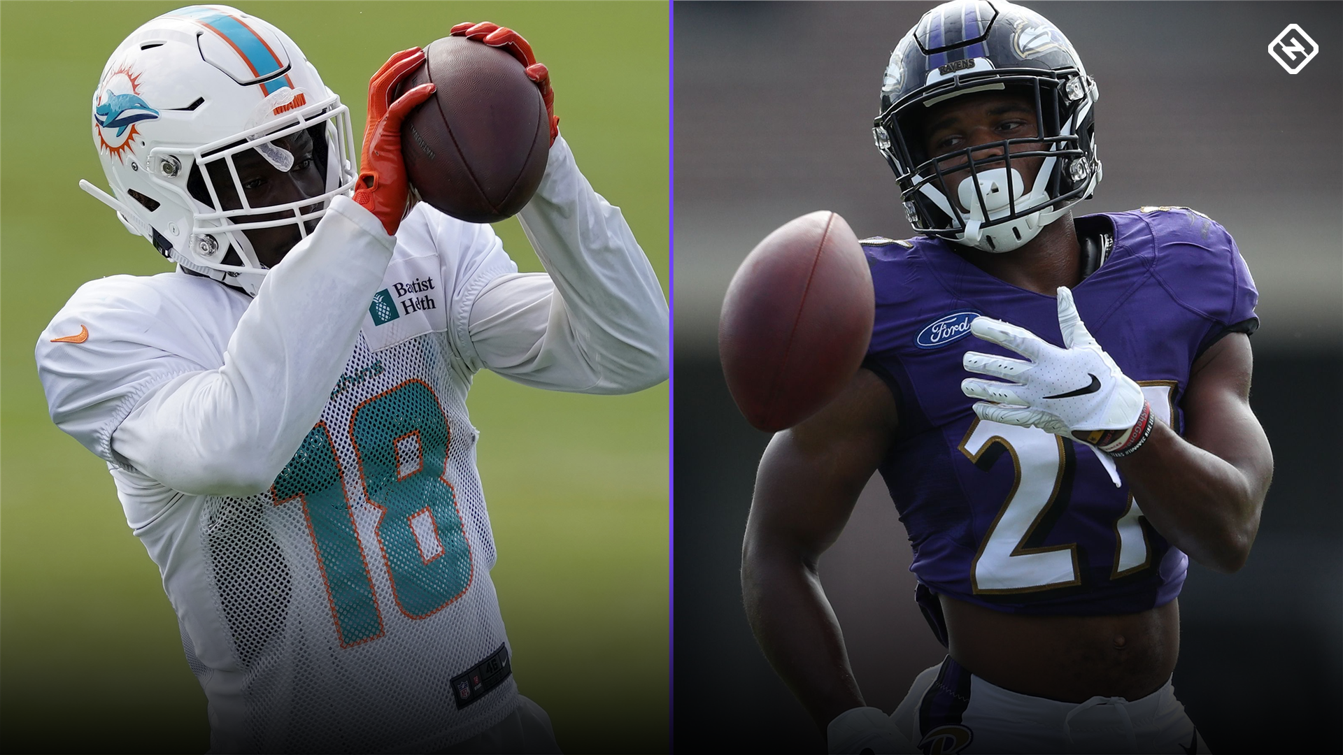 Comparing Yahoo Espn Fantasy Football Rankings For 2020 Worldnewsera
