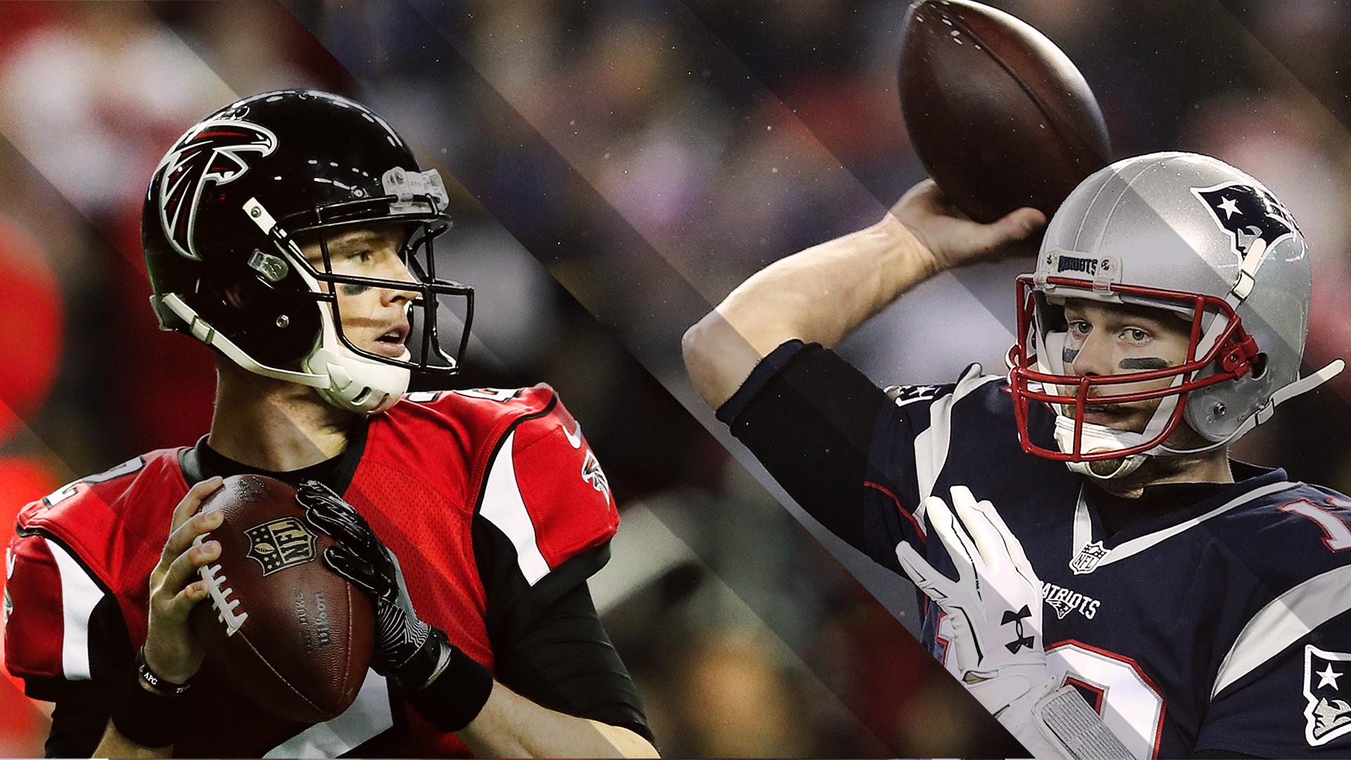 Wallpaper Matt Ryan Matthew Thomas Ryan Quarterback: Tom Brady Vs. Matt Ryan, Best QB Matchup In Super Bowl