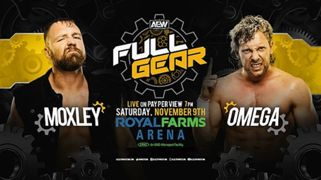 AEW Full Gear - Moxley vs. Omega