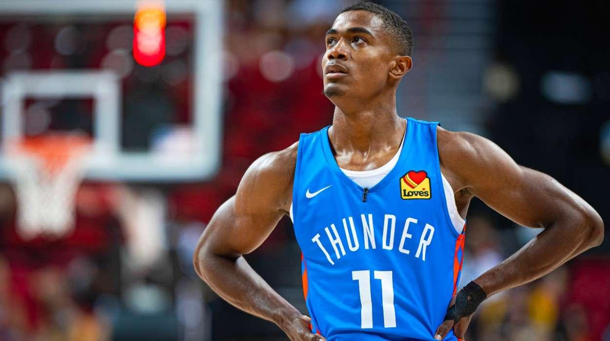 Theo Maledon Oklahoma City Thunder