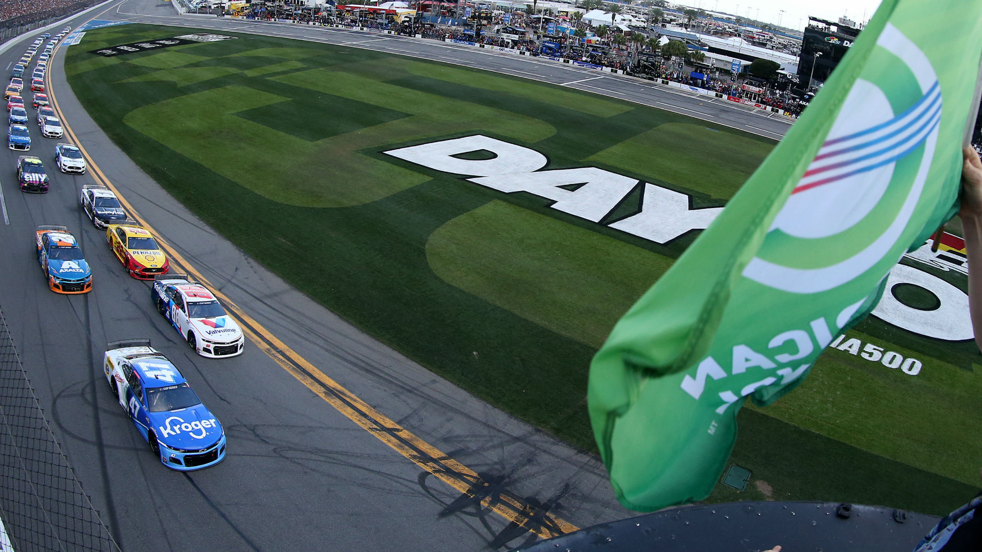 What time does the Daytona 500 start today? TV channel, green flag time for 2021 NASCAR opener