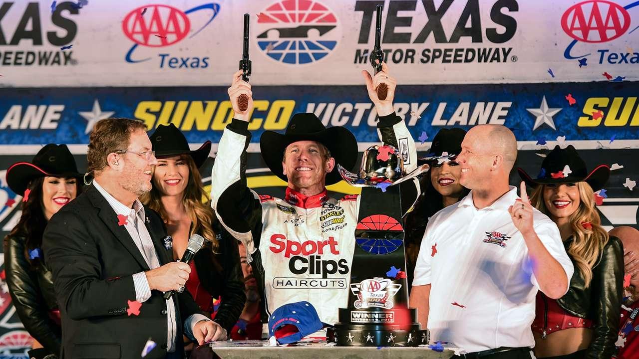 NASCAR Sprint Cup winners in 2016