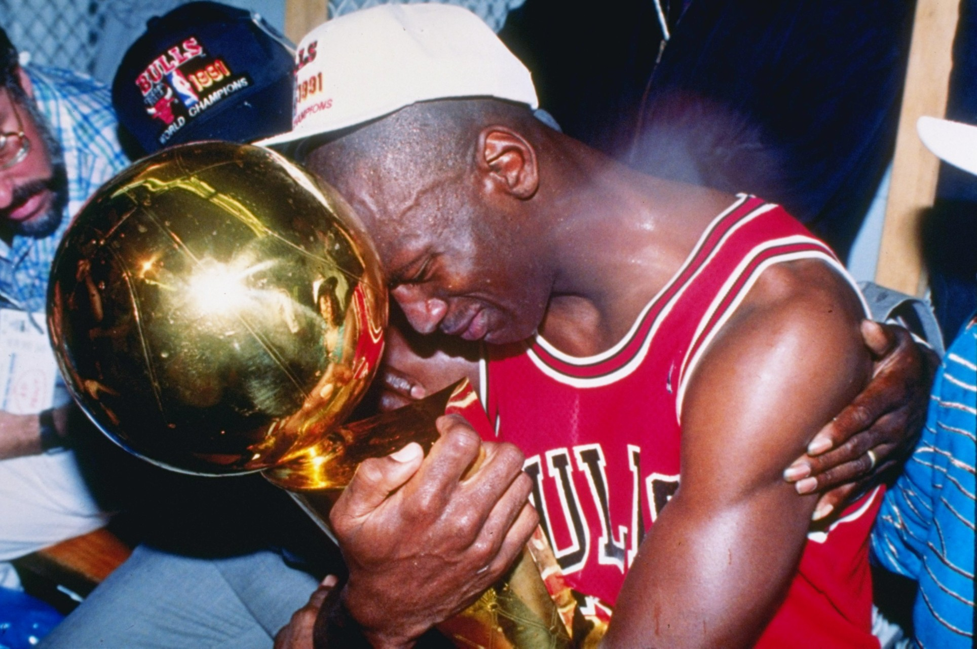 Man convicted of killing Michael Jordan's father to be paroled in 2023 1