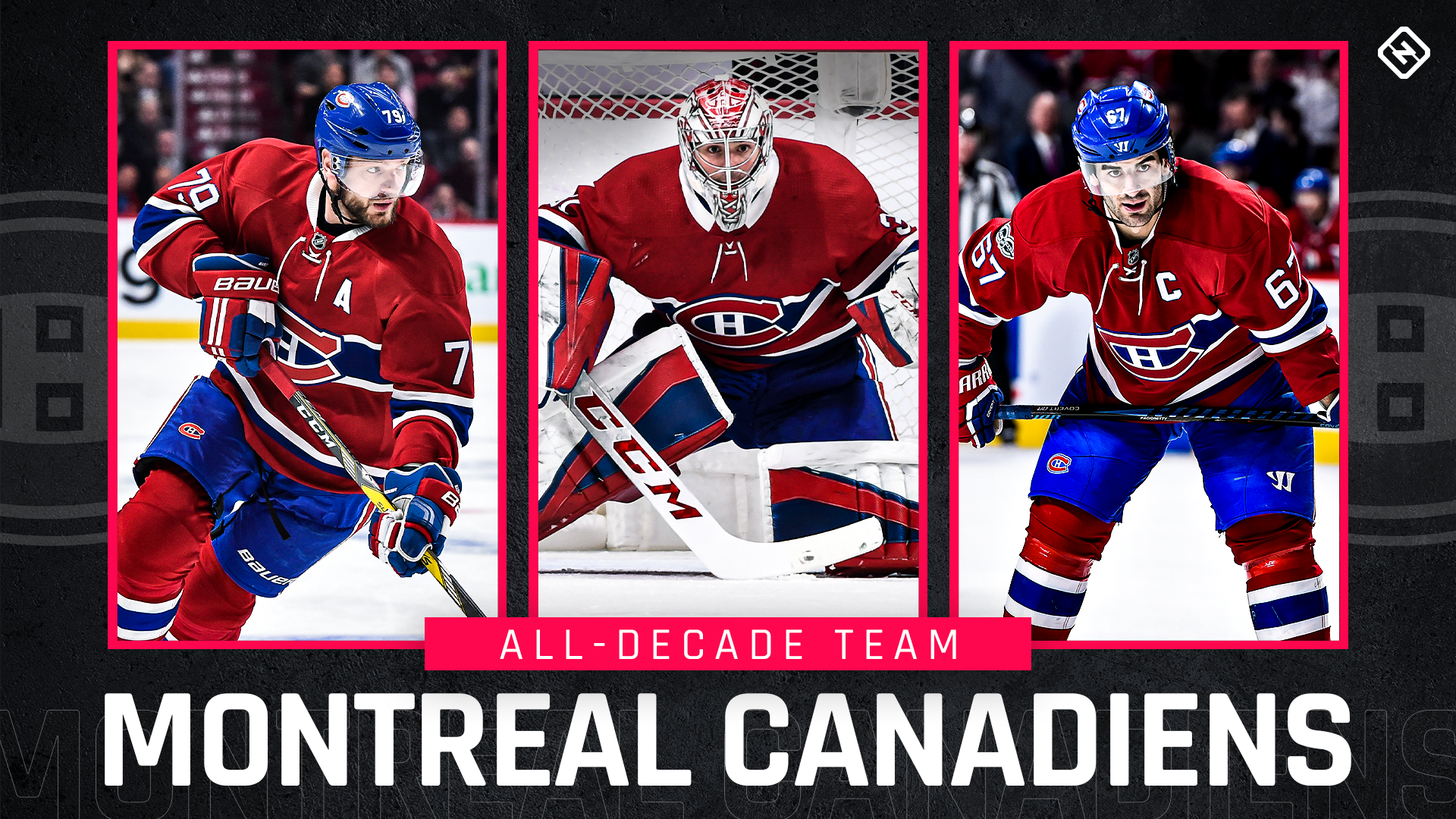Montreal Canadiens All Decade Team For The 2010s Sporting News Canada