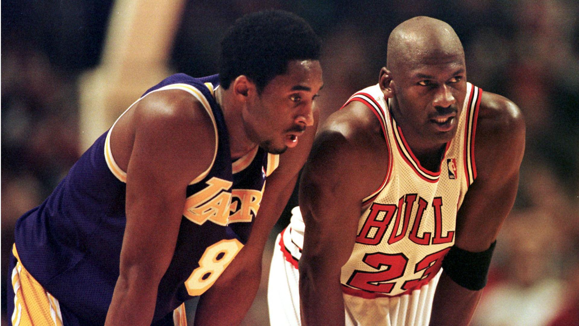 Michael Jordan will present Kobe Bryant at the Naismith Memorial Basketball Hall of Fame