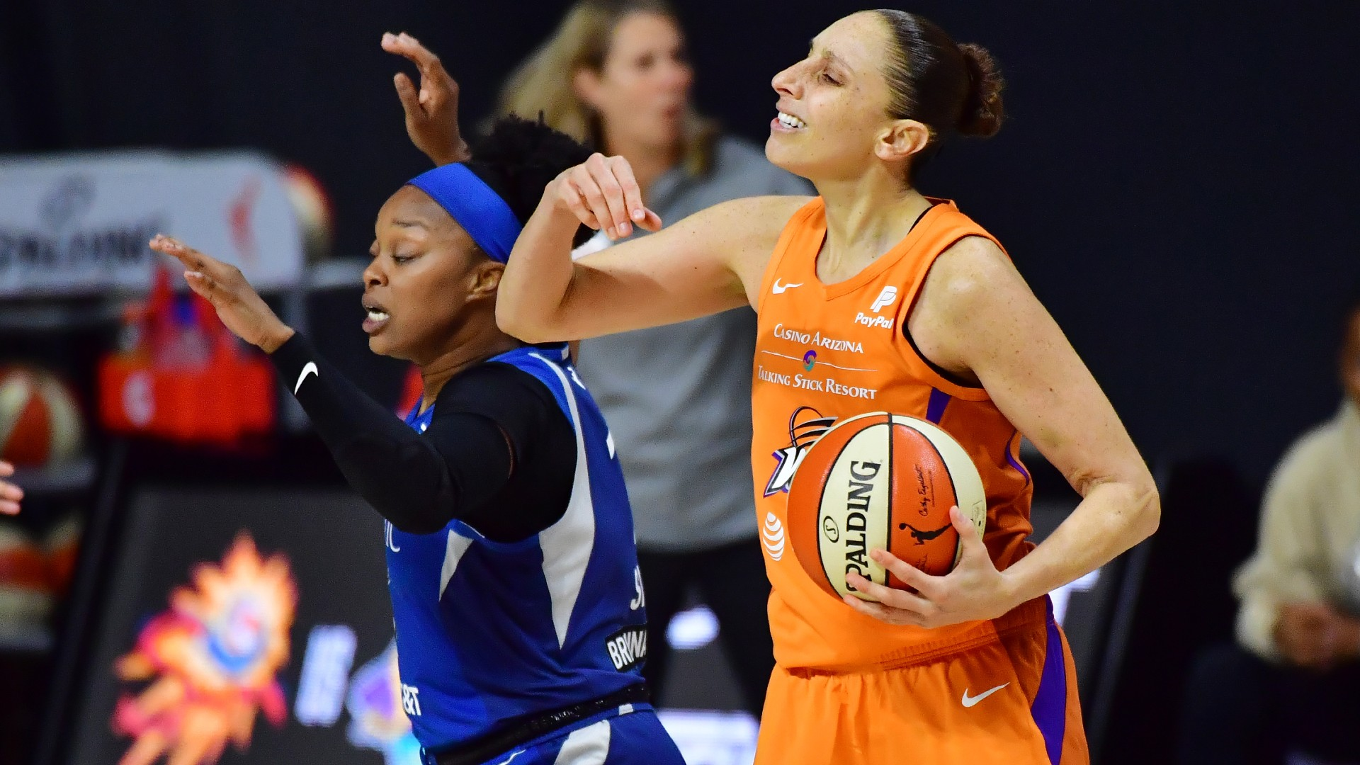 Mercury's Diana Taurasi Drains 3 Wins To Open 17th WNBA Season