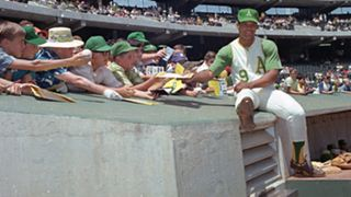Reggie Jackson: Classic photos of Mr. October