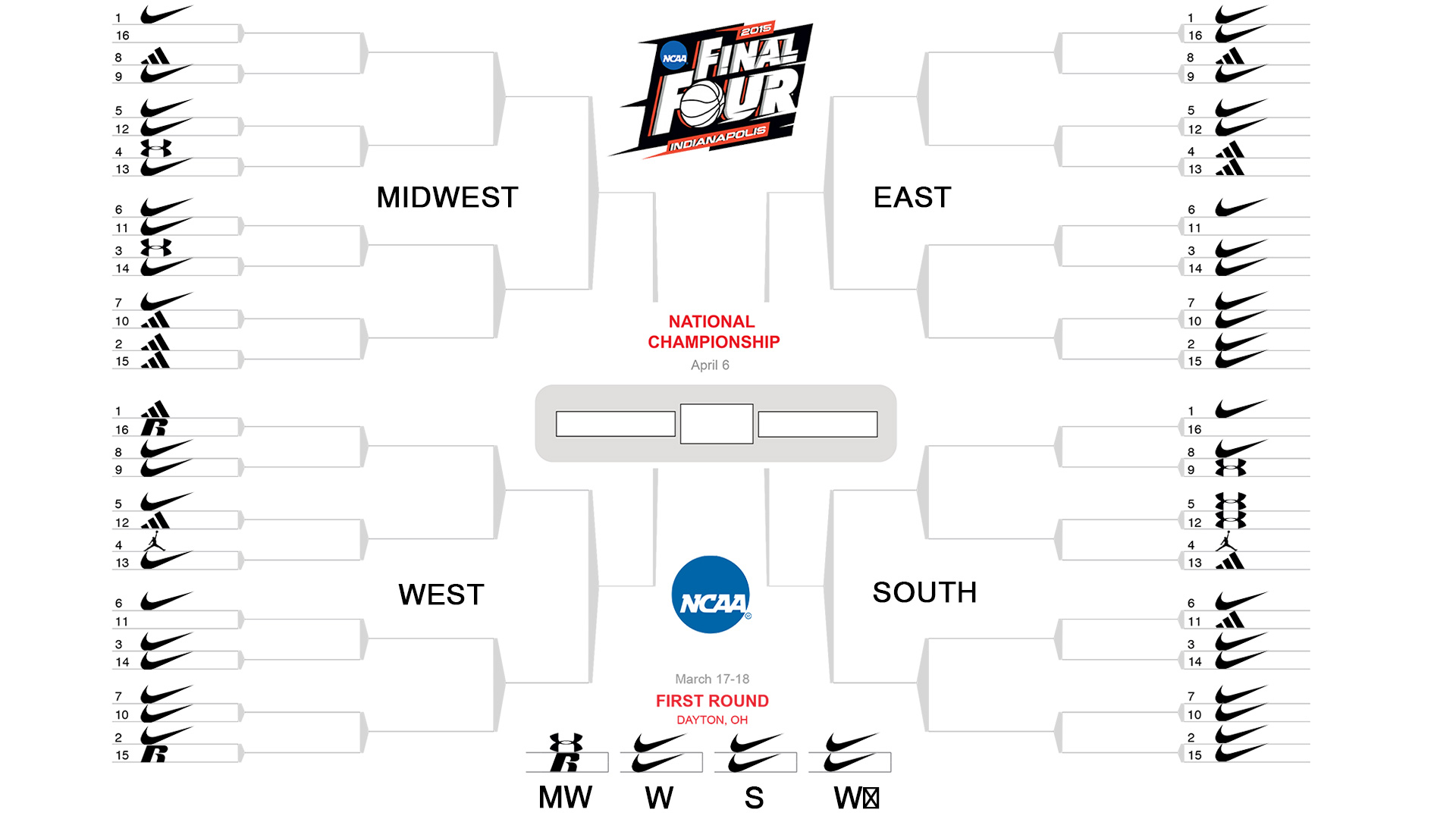 Brackets for good capitalizes on spirit of March Madness