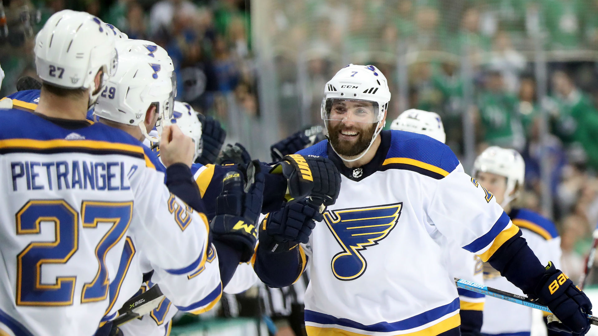 How Play Gloria Became The Rallying Cry Of The St Louis Blues