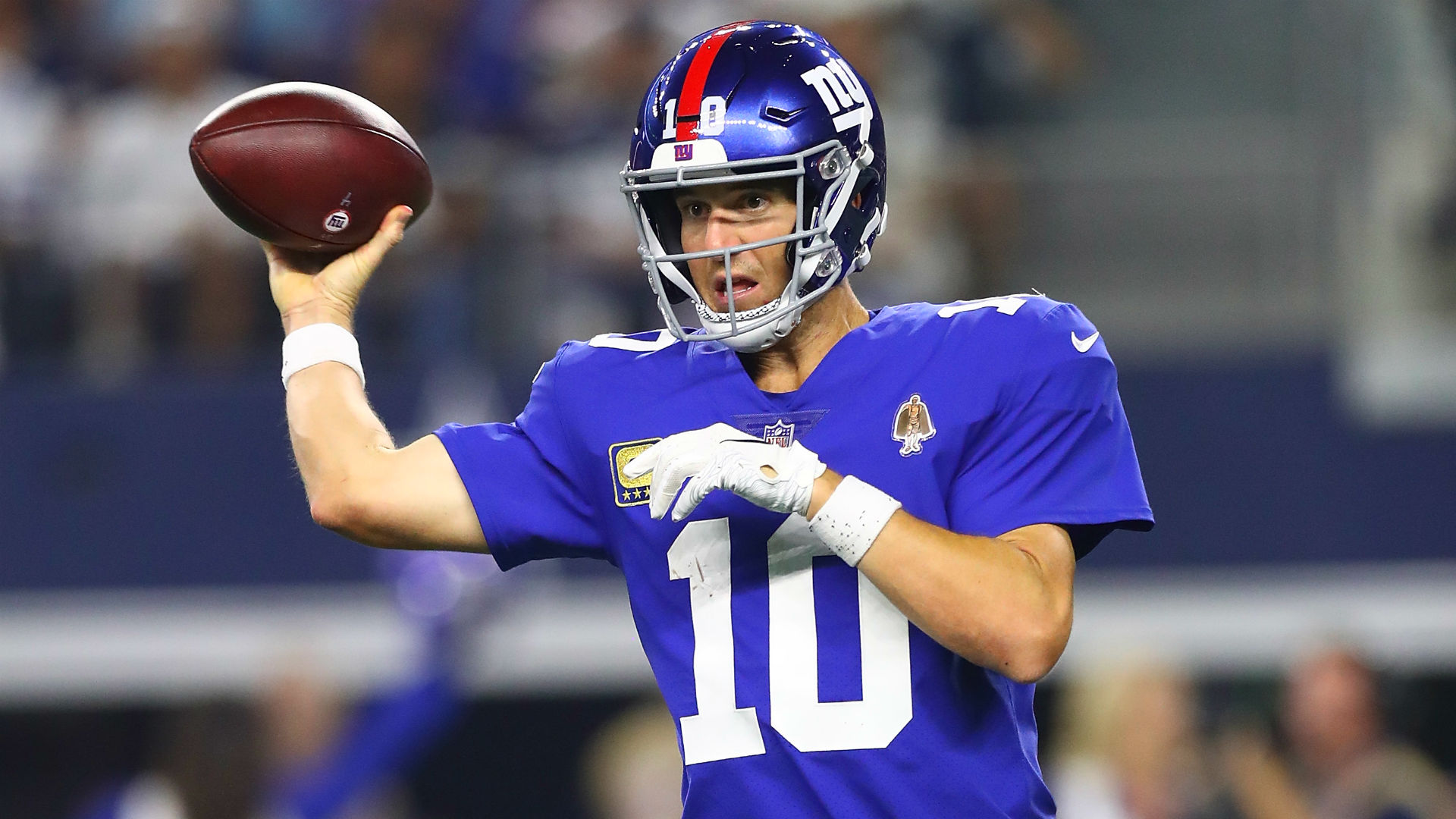 Eagles vs. Giants player prop bets, picks for 'Monday Night Football'