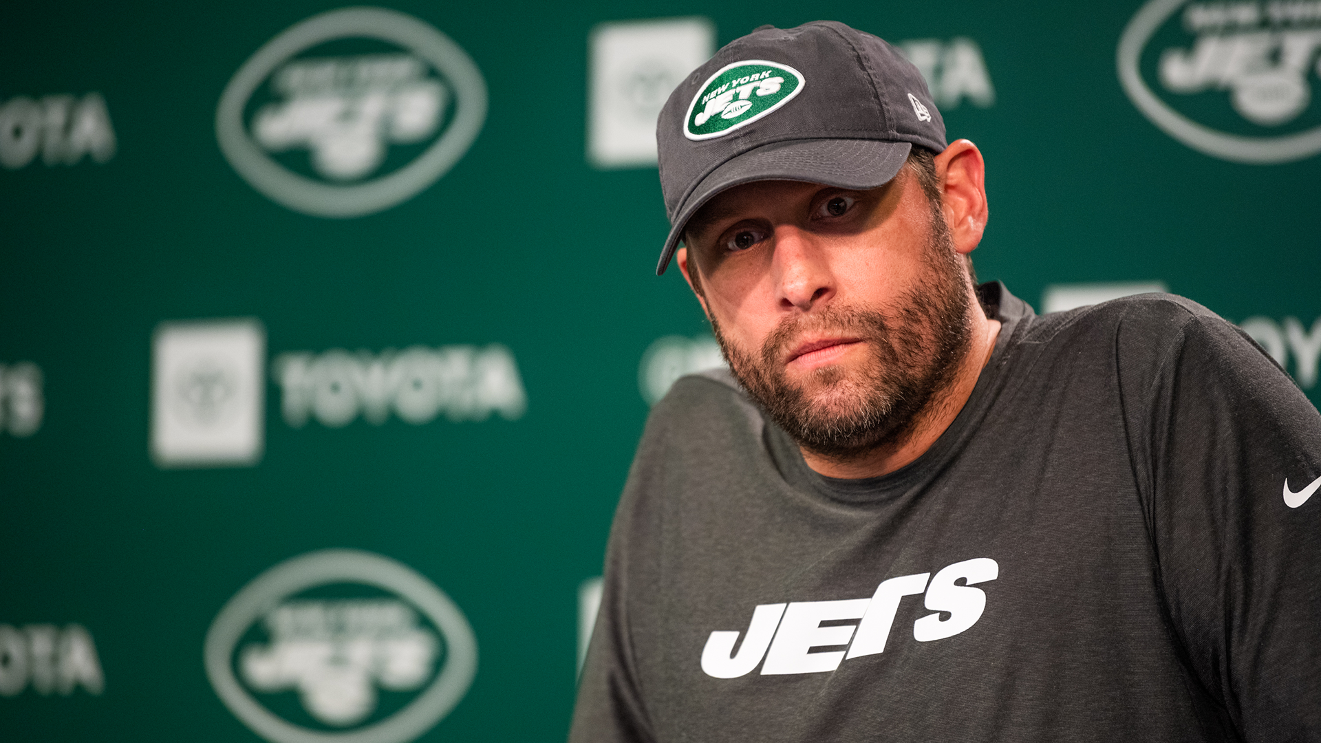 Jets reporters seem to have caught Adam Gase in a bit of a play-calling fib