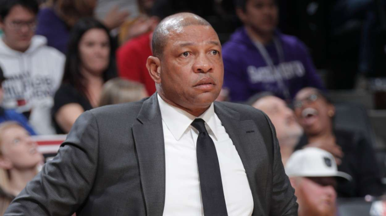 Doc Rivers Los Angeles Clippers