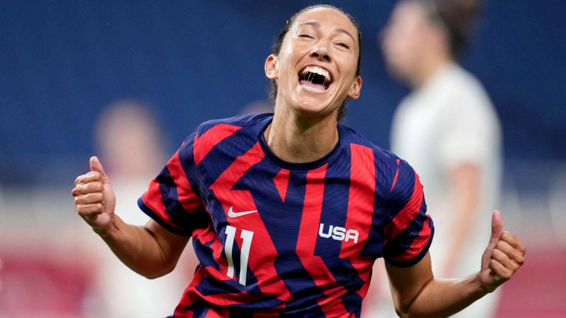 USWNT vs. New Zealand result: U.S. women pour on the goals, move into second place at Olympics