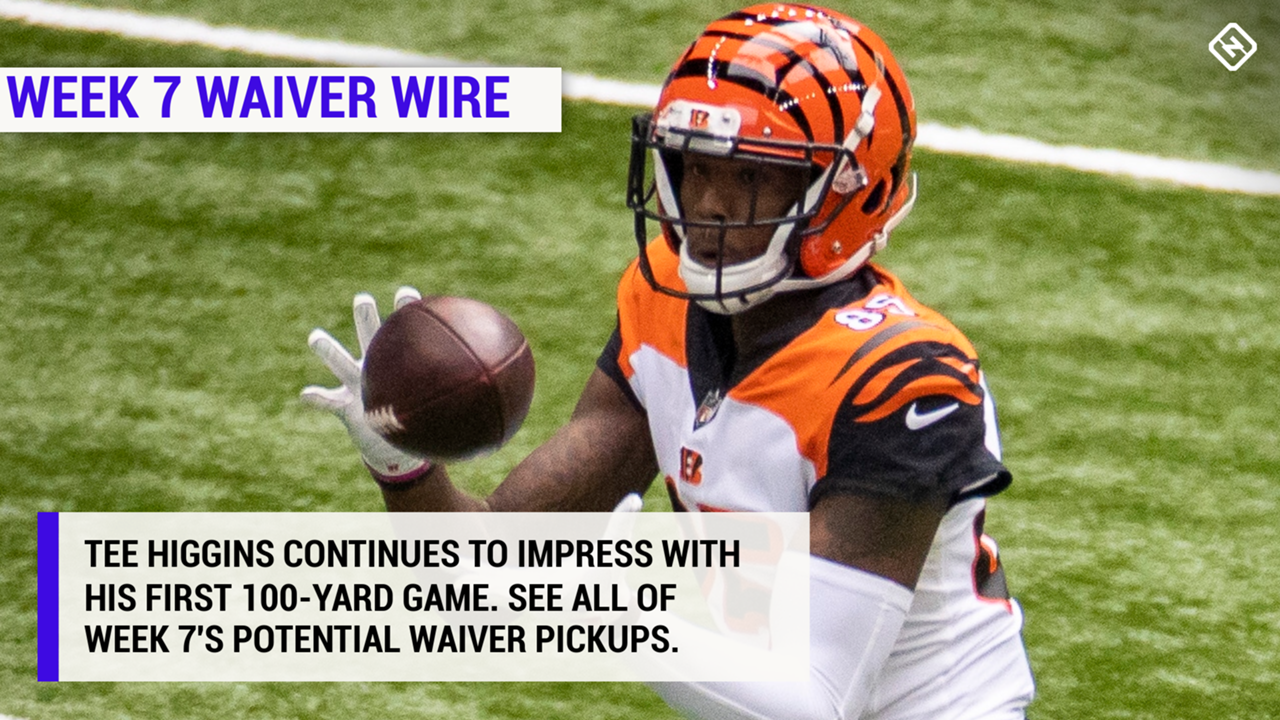 Best Fantasy Football Waiver Wire Pickups For Week 7 Sporting News