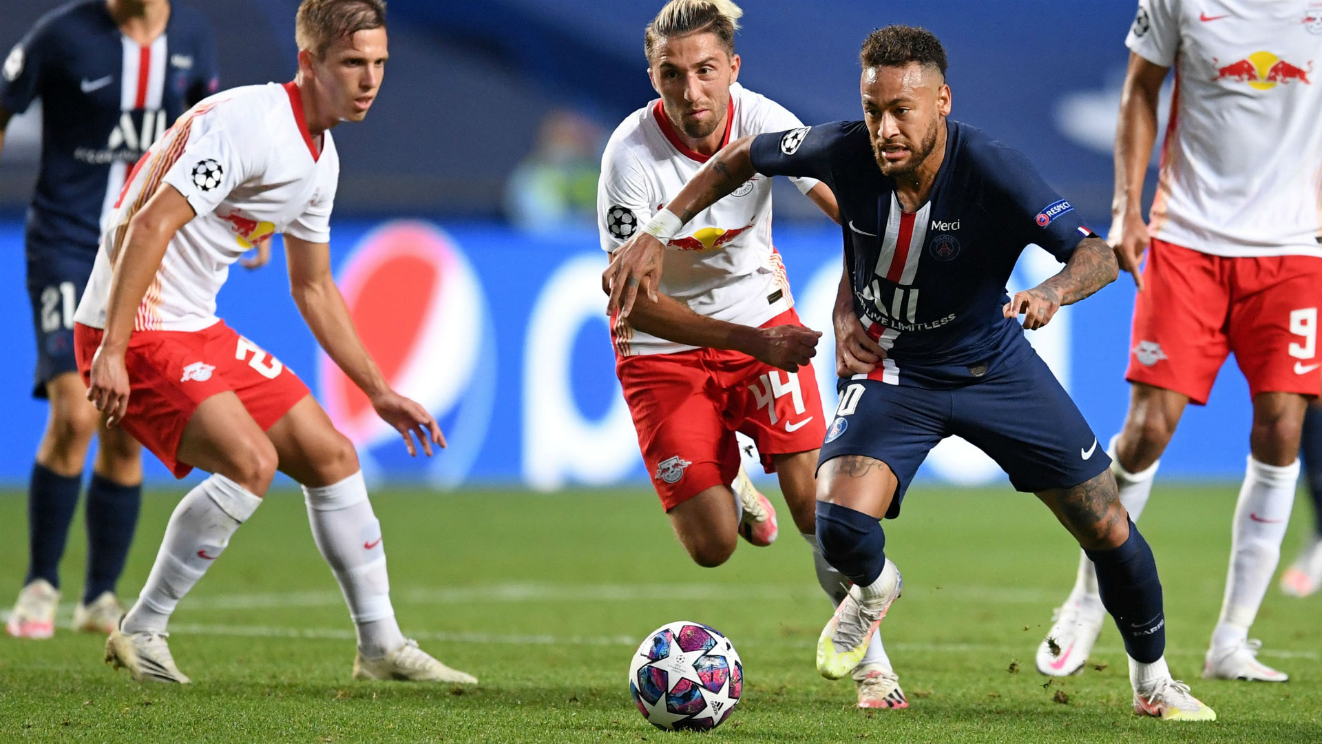 Psg Vs Rb Leipzig Score Results Highlights From 2020 Champions League Semifinal Sporting News
