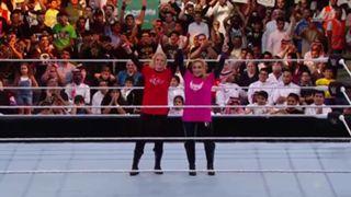 WWE Crown Jewel - Natalya vs. Lacey Evans