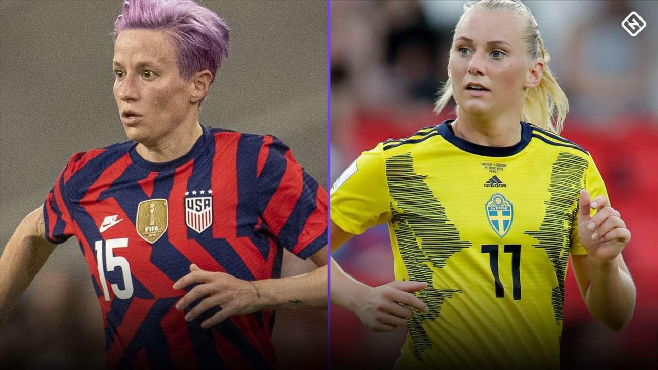 USA - Sweden - 2021 Olympics
