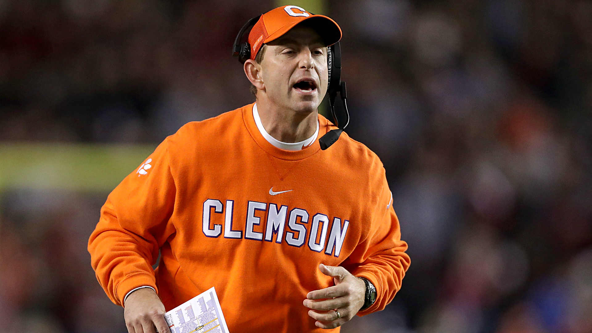 Dabo Swinney NFL rumors: Could Falcons, Texans or another ...