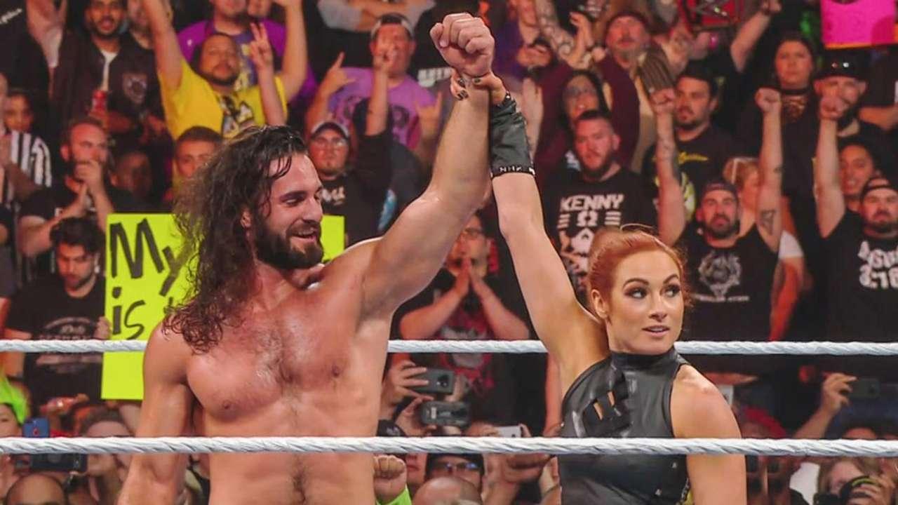 Seth Rollins-Becky Lynch