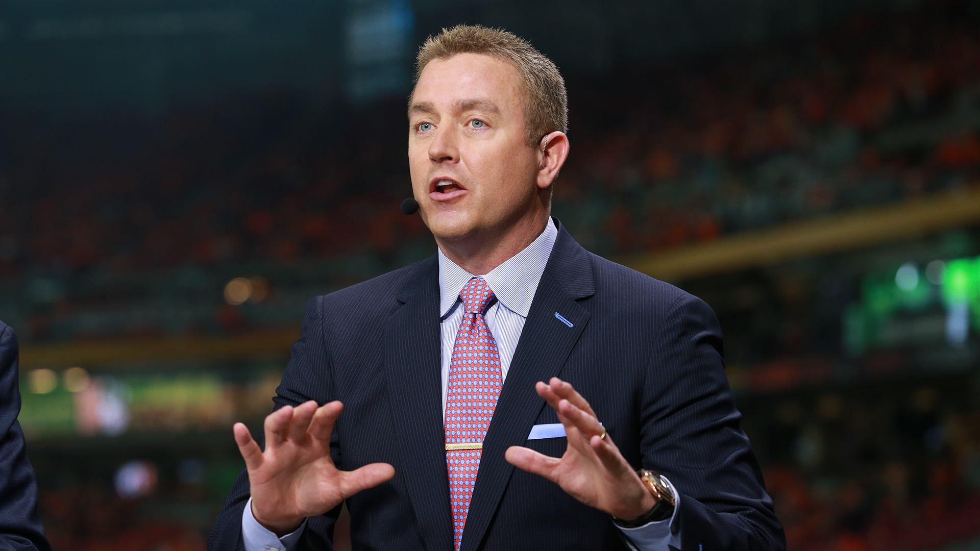 Michigan athletic director Warde Manuel slams 'fool' Kirk Herbstreit for Wolverines comment