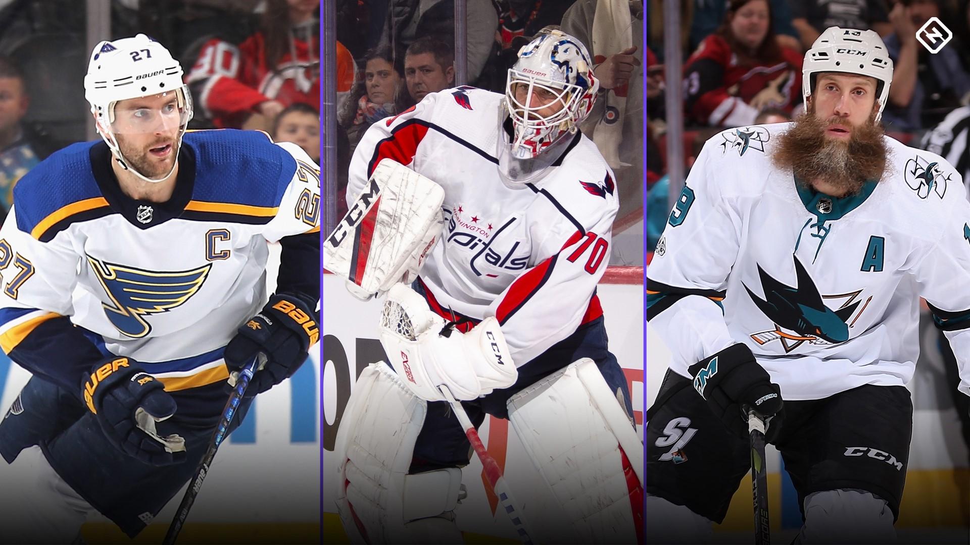 NHL free agency 2020 Complete list of all 31 teams UFA RFA players
