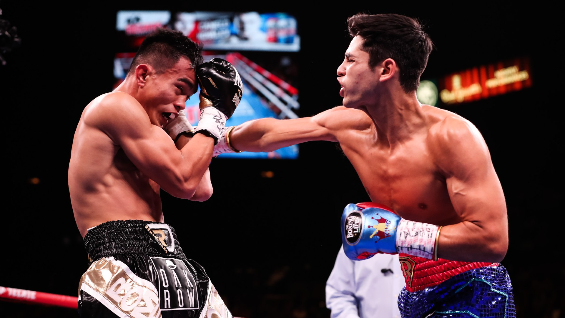 Ryan Garcia breaks down his 'ghost punch' knockout of Romero Duno ...