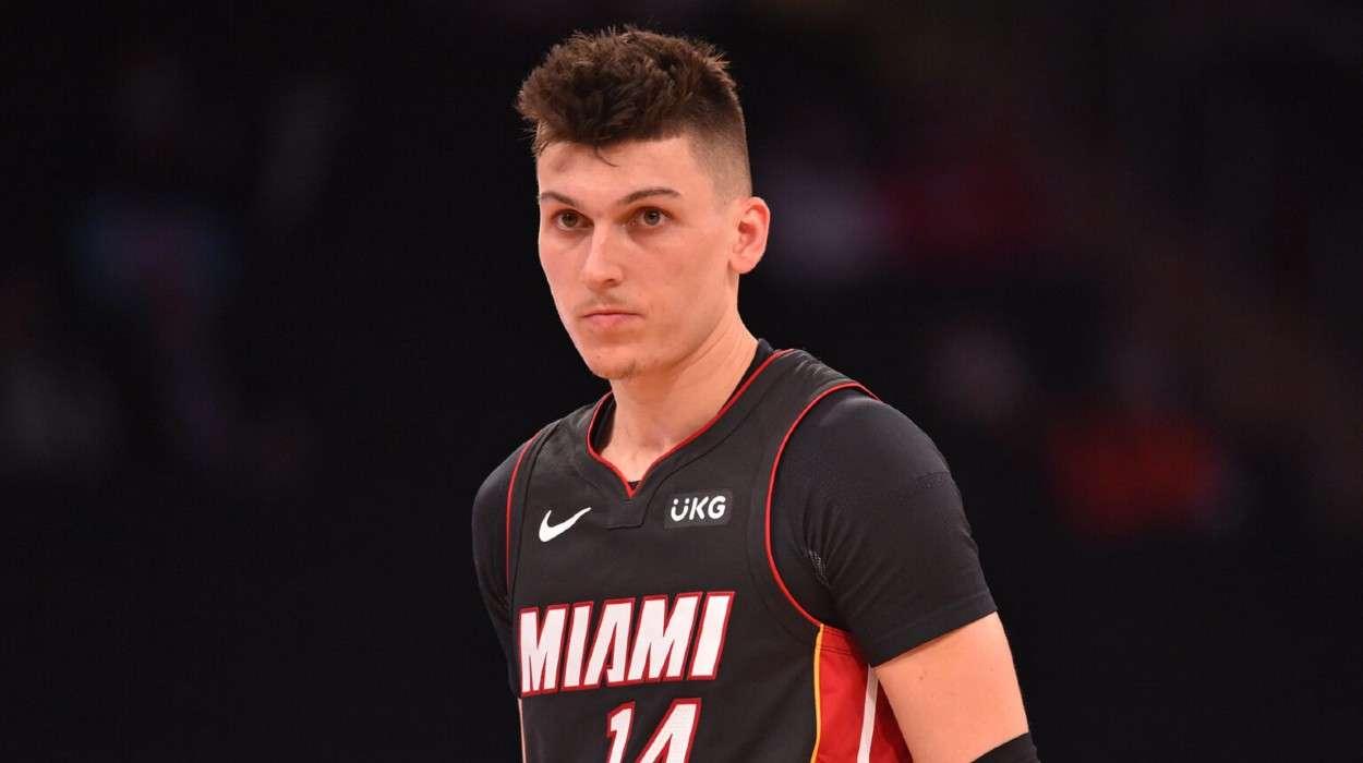 Miami Heat Tyler Herro
