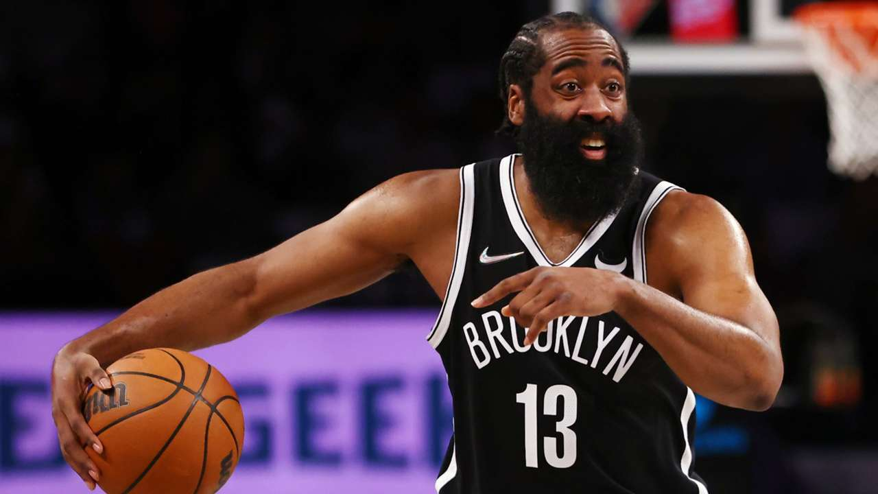 James Harden has made a slow start to the season by his usual standards