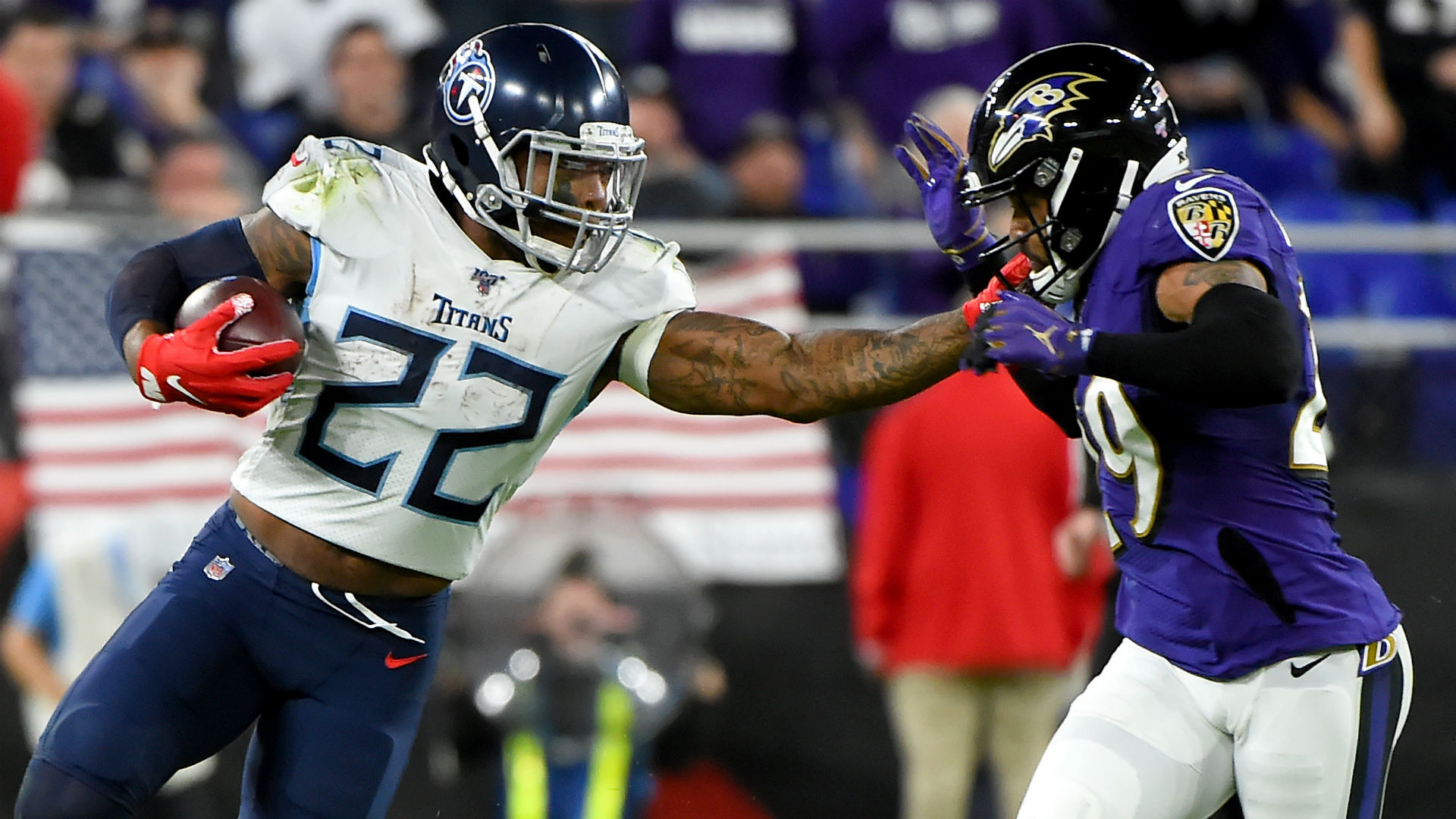 Titans' upset of Ravens in divisional playoffs could have been predicted based on an obscure NFL stat