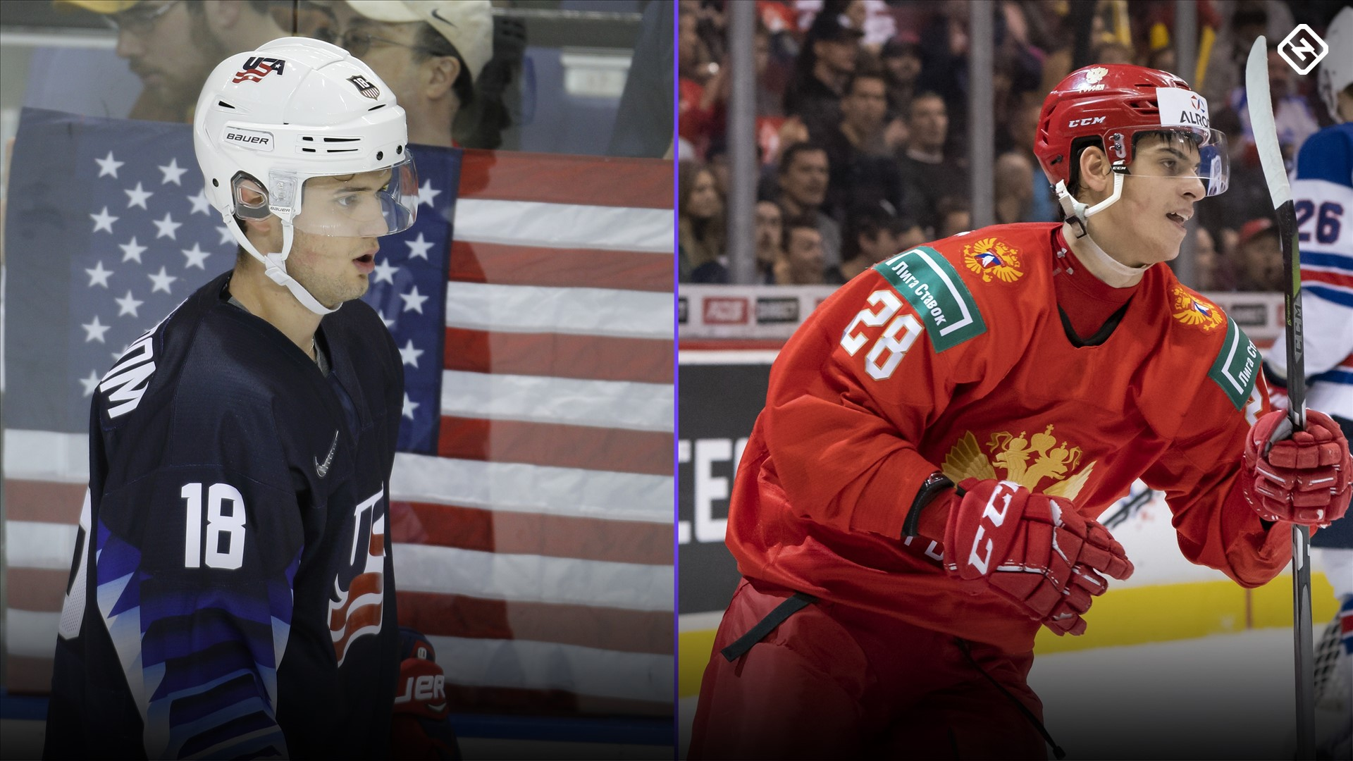 What TV channel is USA vs. Russia on? Schedule, time for World Juniors 2020 game