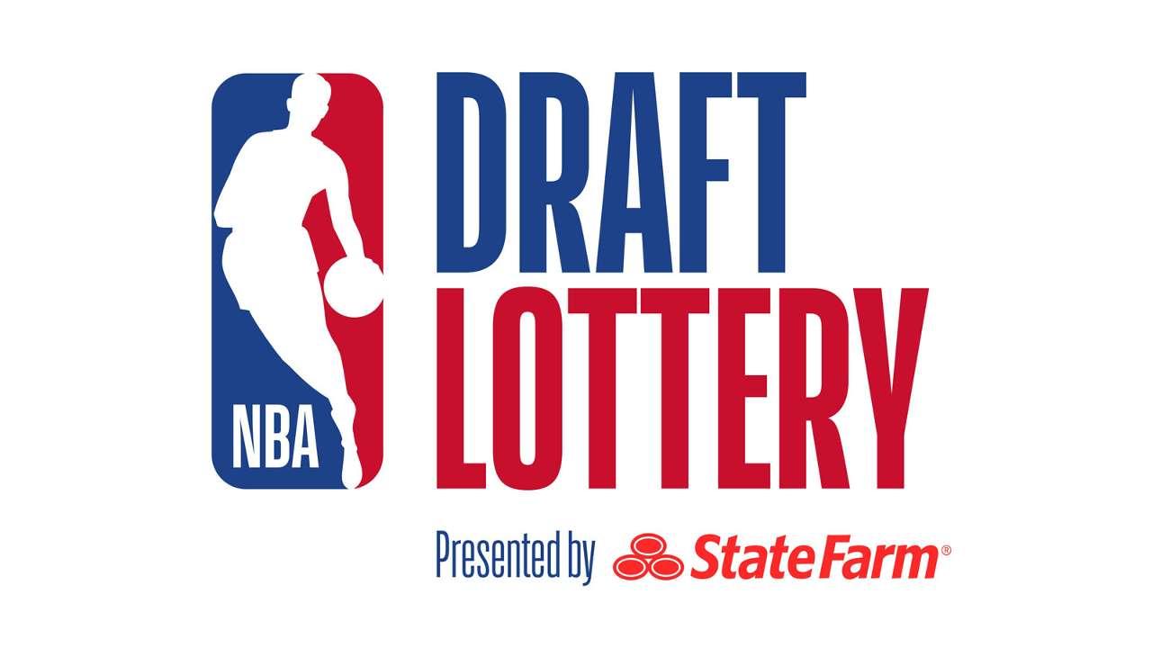 NBA Draft Lottery logo ドラフトロッタリー ロゴ
