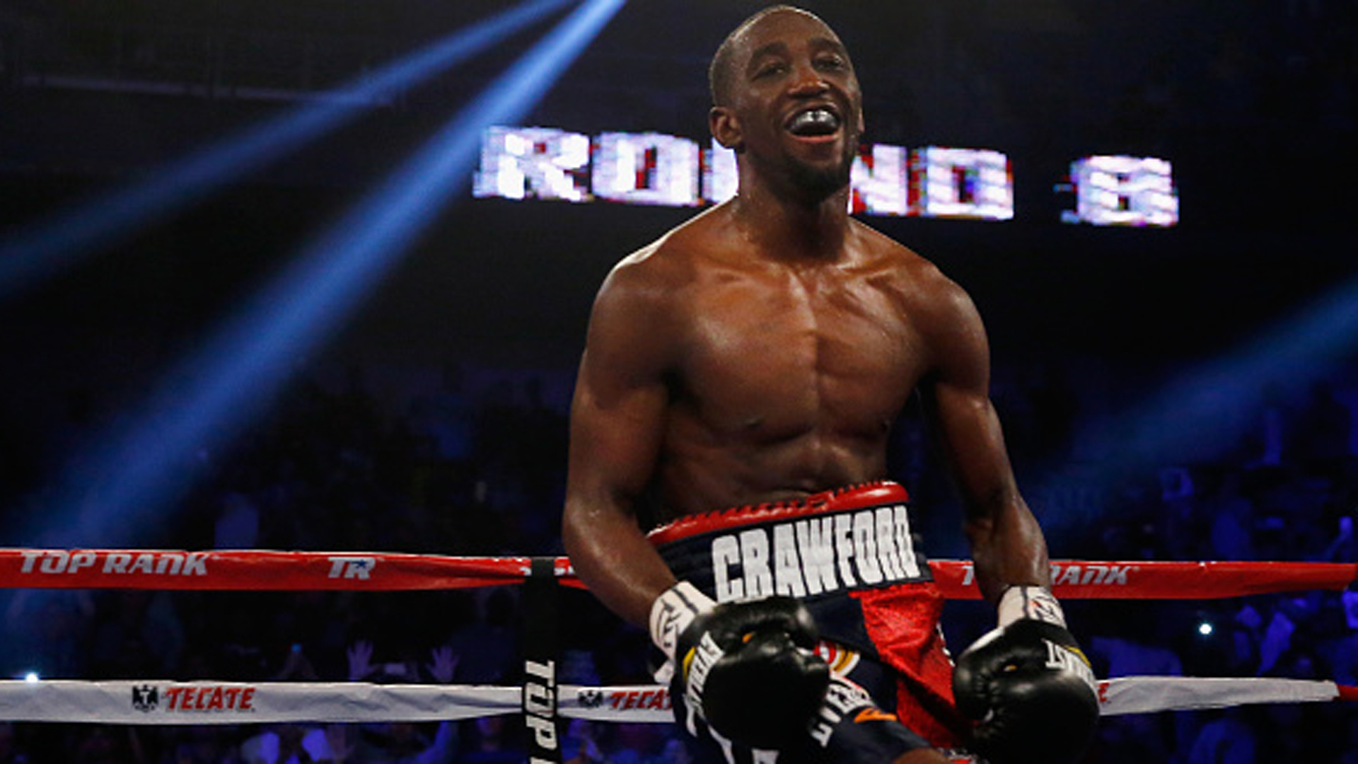 Terence Crawford still waiting on his shot to face one of boxing's elite welterweights